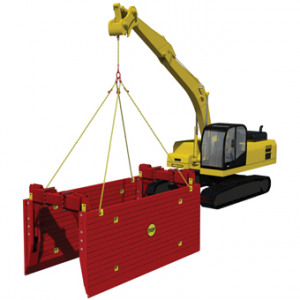 High Clearance Trench Box