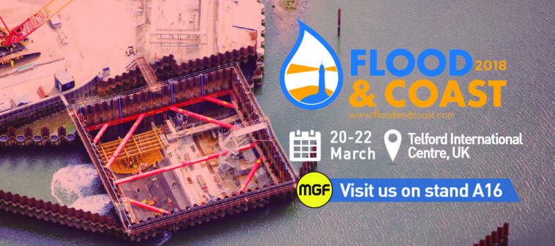 Flood and Coast Conference and Exhibition 2018