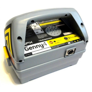 Radiodetection Genny 4 product on a white background