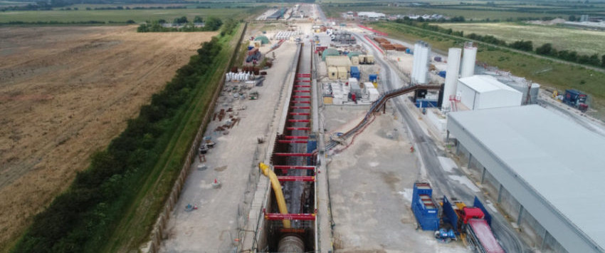 Case Study: River Humber Pipeline Replacement