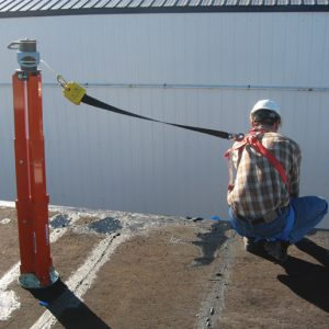 Abtech 30137 Tripost Fall Arrest Point