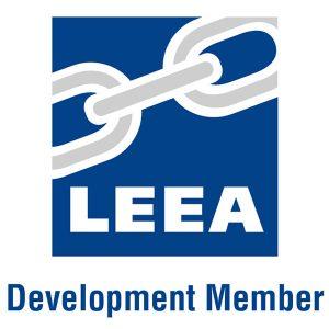 LEEA certification logo