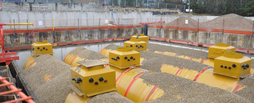 Case Study: MGF aid tank installation for Toureen