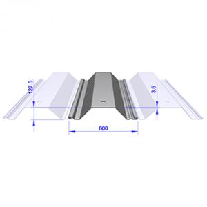 Trench Sheet FLP 600/3.5