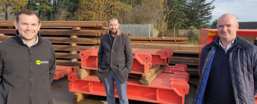 Livingston, an update: Meet the Team who are facing the temporary works challenges in Scotland
