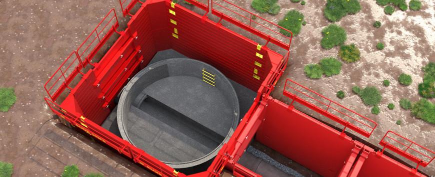 MGF Launch New 5.2M Manhole Box
